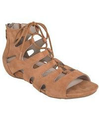 Earthies - Earthies Roma Cage Sandal - Lyst