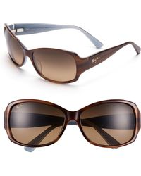 Maui Jim - Nalani 61mm Polarizedplus2 Sunglasses - Lyst
