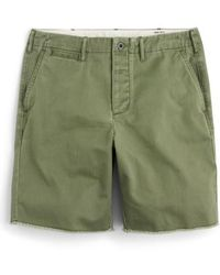J.Crew | J.crew Distressed Officer's Shorts | Lyst