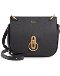 ed6a2139430b Mulberry - Small Amberley Leather Crossbody Bag - - Lyst