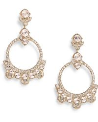 Givenchy - Orbital Drop Earrings - Lyst