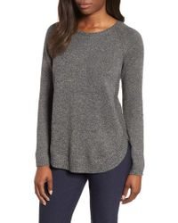 NIC+ZOE - Comfort Zone Sweater - Lyst