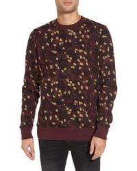 Wesc - Jima Animal Print Sweatshirt - Lyst