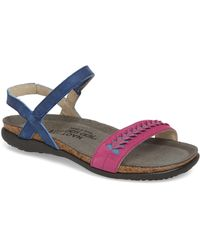 a1bf07e49136 Naot - Marble Sandal - Lyst