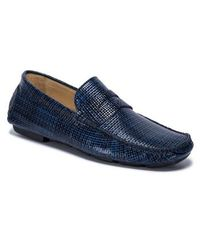 Bugatchi - Montalcino Driving Penny Loafer - Lyst
