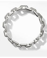 David Yurman - Deco Link Bracelet - Lyst