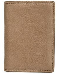Nordstrom - Upton Rfid Leather Folding Card Case - - Lyst