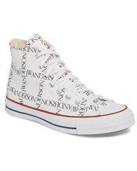 Converse - X Jw Anderson Chuck Taylor All Star 70 Grid Sneaker - Lyst