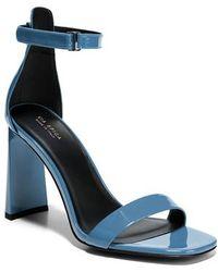 Via Spiga | Faxon Ankle Strap Sandal | Lyst