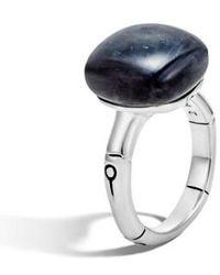 John Hardy   'bamboo' Semiprecious Stone Ring   Lyst