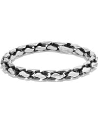 David Yurman - 'chain Collection' Bracelet - Lyst
