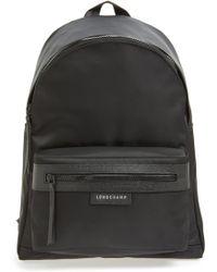 Longchamp - 'le Pliage Neo' Nylon Backpack - Lyst