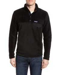 Patagonia - Re-tool Snap-t Pullover - Lyst