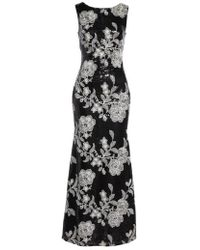 Vince Camuto - Embroidered Gown - Lyst