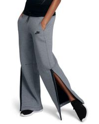 Nike - Drawstring Technical Pants - Lyst