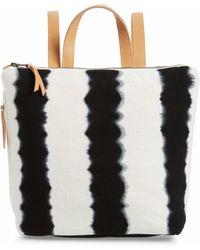Mercado Global - Mini Lorena Woven Backpack - Lyst