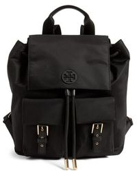 Tory Burch - Tilda Nylon Backpack - - Lyst