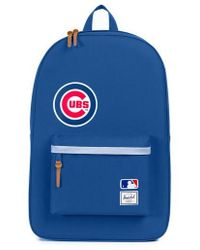 319a5d872d42 Herschel Supply Co. Heritage Boston Red Sox Backpack - in Blue for ...