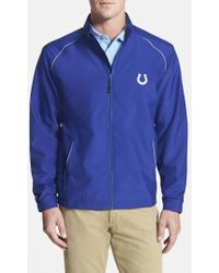 Cutter & Buck - 'indianapolis Colts - Beacon' Weathertec Wind & Water Resistant Jacket - Lyst