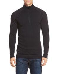 Smartwool - 'nts Mid 250' Long Sleeve Half Zip Pullover - Lyst