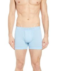 Calvin Klein - Cotton Boxer Briefs - Lyst