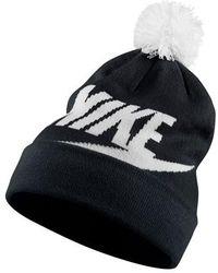 Nike | Sportswear Women's Beanie With Removable Pom | Lyst