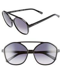 Raen - Torrey 58mm Aviator Sunglasses - - Lyst