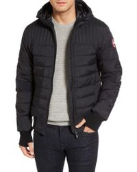Canada Goose - Cabri Hooded Down Jacket - Lyst