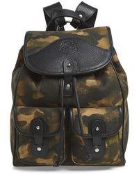 Ghurka - Blazer Canvas Backpack - Lyst