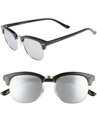 Privé Revaux - The Chairman 52mm Polarized Browline Sunglasses - - Lyst