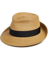 Eric Javits - 'classic' Squishee Packable Fedora Sun Hat - Lyst