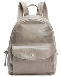 Frye - Melissa Leather Backpack - Lyst