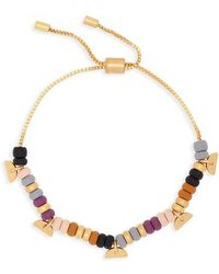 Madewell - Beaded Chain Bracelet - Lyst