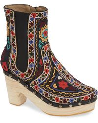 Free People - West Johanna Clog Bootie - Lyst