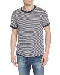 Todd Snyder - + Champion Stripe T-shirt - Lyst