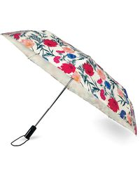 Kate Spade - Rain Drop Compact Travel Umbrella - - Lyst