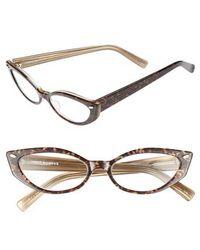 Corinne Mccormack - Roxanne 52mm Reading Glasses - Lyst