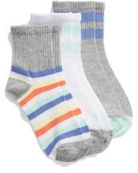 Make + Model - 3-pack Tube Socks - Lyst