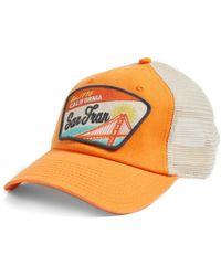 American Needle - Ravenswood - Destination San Francisco Hat - - Lyst