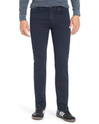 7 For All Mankind - 7 For All Mankind 'slimmy - Luxe Performance' Slim Fit Jeans - Lyst