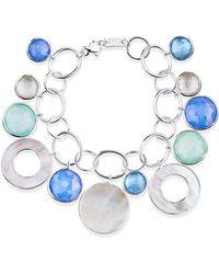 Ippolita - Ippolia Wonderland Chain Bracelet - Lyst