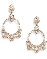 Givenchy - Orbital Drop Earrings - Lyst