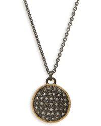 Armenta - New World Diamond Pendant Necklace - Lyst