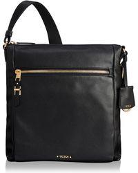 Tumi - Voyageur - Canton Leather Crossbody Bag - - Lyst