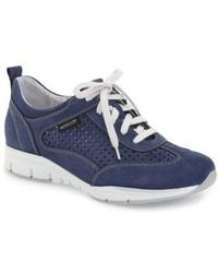 Mephisto - 'yoana' Soft Air Perforated Sneaker - Lyst