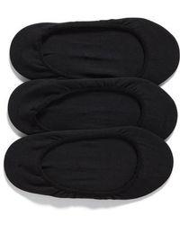 Nordstrom - 3-pack Liner Socks - Lyst