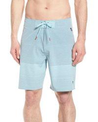 Cova - Water Level Board Shorts - Lyst