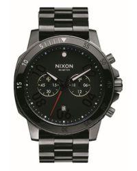 Nixon | 'ranger' Chronograph Bracelet Watch | Lyst