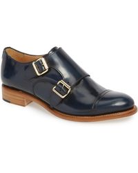 The Office Of Angela Scott - Mr. Colin Double Monk Strap Shoe - Lyst