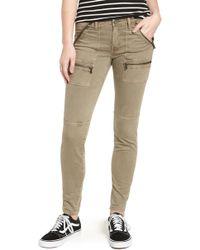 Blank NYC - Skinny Utility Pants - Lyst